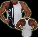 Tank Top XXXL mit PHYSIQUE Druck