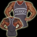 Muskelshirt mit PHYSIQUE Druck