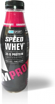 AM Sport - Speed Whey 35g Protein inkl. 0,25€ Pfand