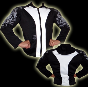 Lycra Shirt  Young Style Jacke